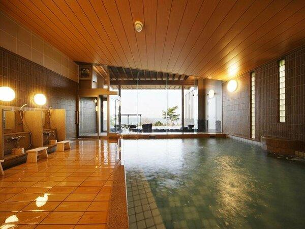 露天風呂付大浴場『ゆらく』