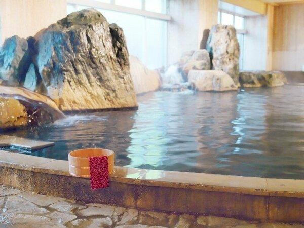 西館 岩風呂