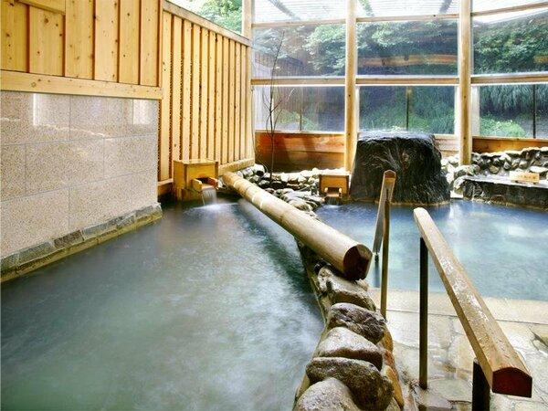 湯仙峡 女性浴場 『立ち湯』