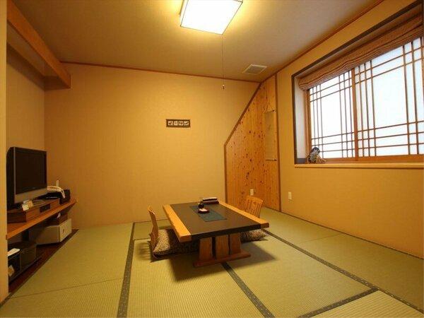 【綿帽子館231号室】スタンダード客室で唯一の2階のお部屋です大人の方専用客室です