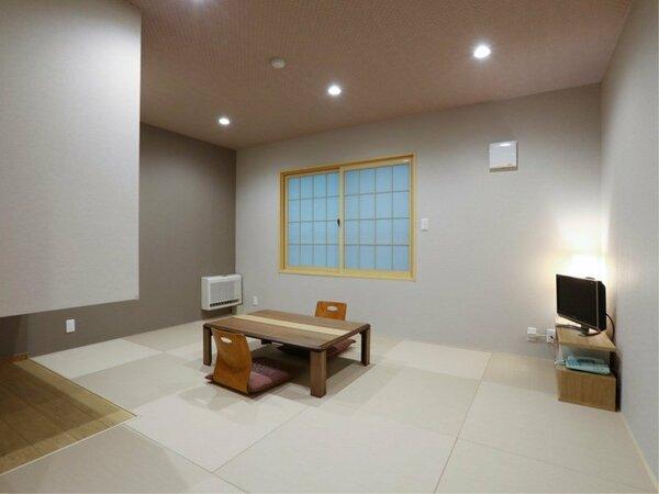 【琉球畳の和室・バスあり】客室一例