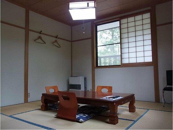 8畳和室の一例でございます。