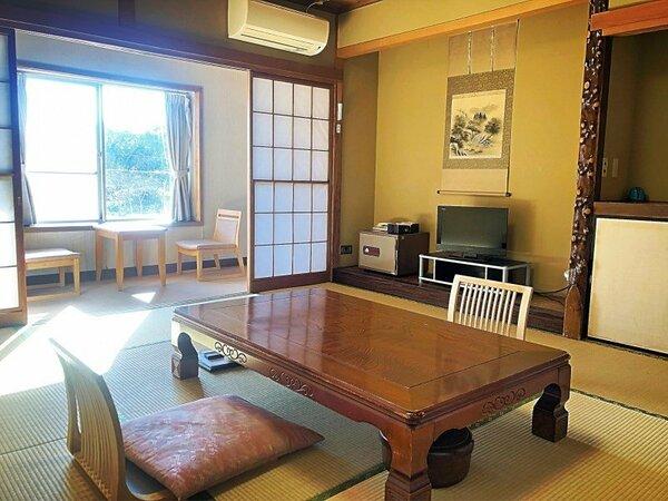 道路側客室の一例