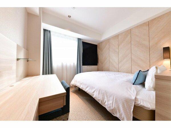 【スタンダードシングル】ベッド幅:140cm 添い寝をしてもゆったりと寝られるサイズです
