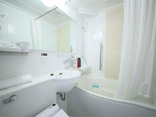 卵型ユニットバス・節水シャワー・定量止水栓で環境に配慮