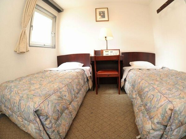 【ツインA】おふたりで安く泊るならこのお部屋がおすすめ