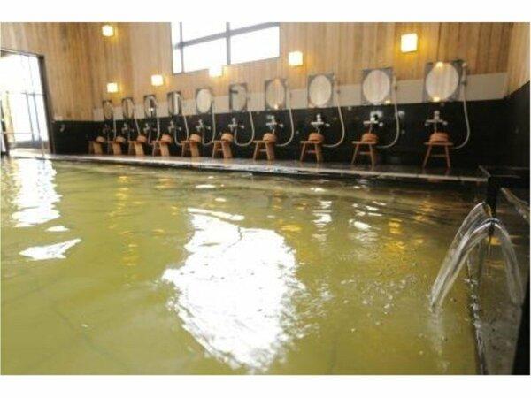 天然温泉大浴場/名古屋の都心ホテルではめずらしい大浴場「三蔵温泉」が自慢です!