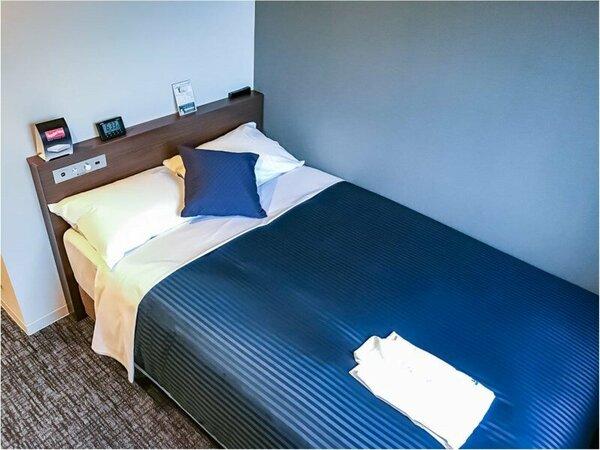 ◆シングルルーム◆全室4K対応テレビ・スランバーランド製ベッドを導入しております。