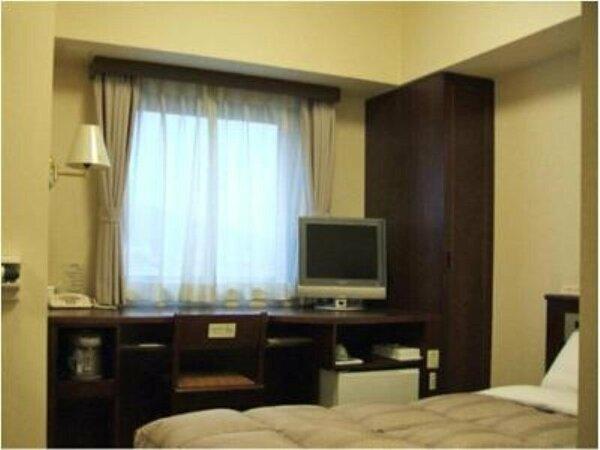 ■全室無料インターネット回線完備、VODルームシアター(1,000円)、レンタルPC1泊1000円