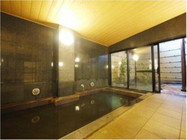 男女別旅人の湯~かけ流し天然温泉~ 入浴時間15:00から2:00、5:00から10:00