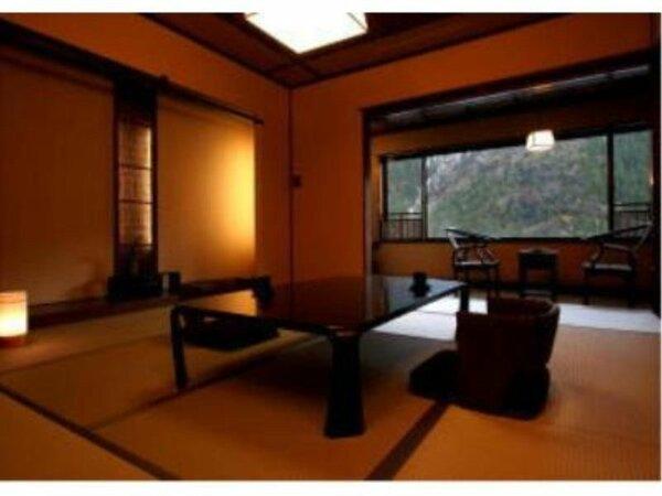 露天風呂付客室(和室10帖+広縁)