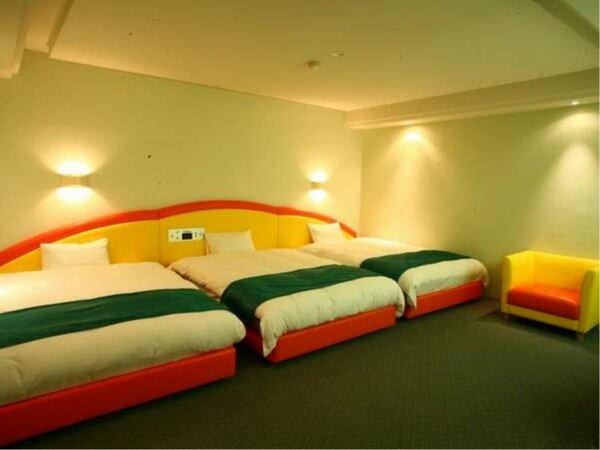 ホテルヴェルデで人気の「ファミリースイート」でちょっとリッチな旅行プランなんか立ててみたらどう?