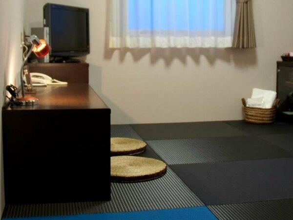 エコノミー和室は、気軽にごろっと横になれる、快適和室