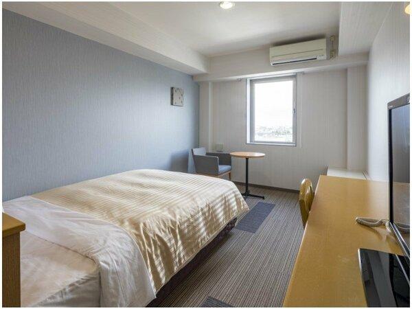 【ダブルスタンダード】広さ17平米/ベッド幅140cm