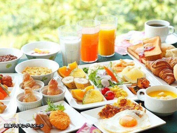朝食バイキングイメージ3