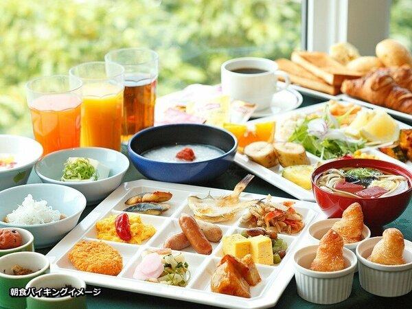 朝食バイキングイメージ2