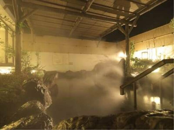 1F 長浜太閤温泉・加温は、あの太閤秀吉の子宝湯伝説にちなんだ湯