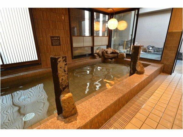 ◆天然温泉「玉藻の湯」