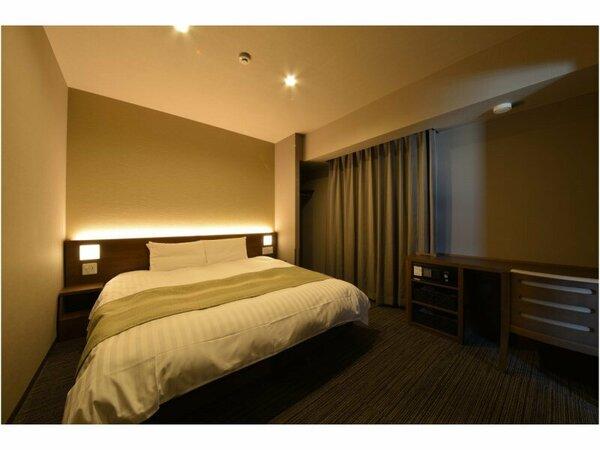 ◇禁煙◇キングルーム20平米 ベッド180×195センチ