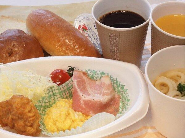 洋食朝食弁当