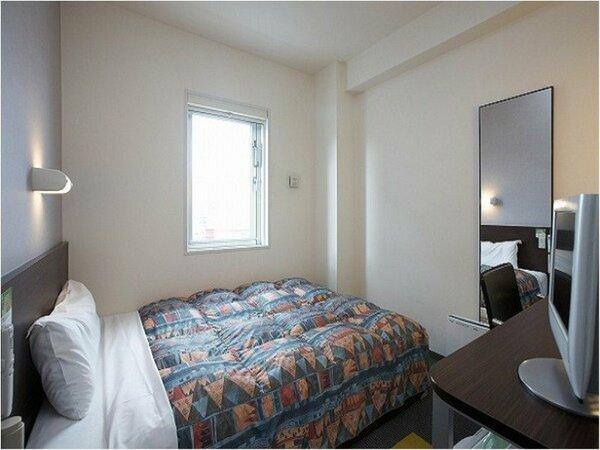 シングルルーム◆150センチワイドベッド