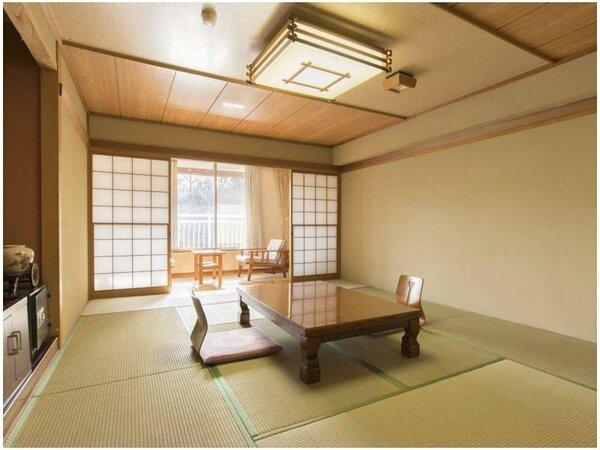 *【部屋(和室12畳)1】最大6名様までご利用いただけるお部屋となります。