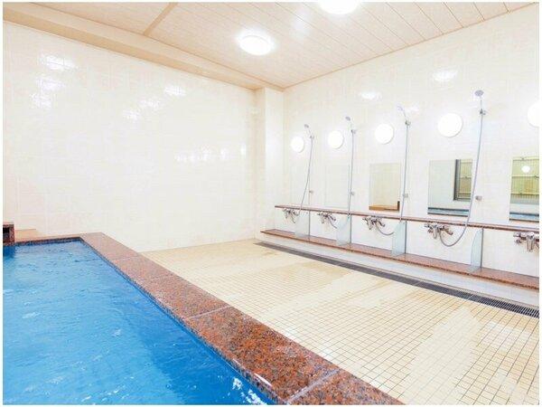 新館大浴場 男性用女性用2箇所御座います
