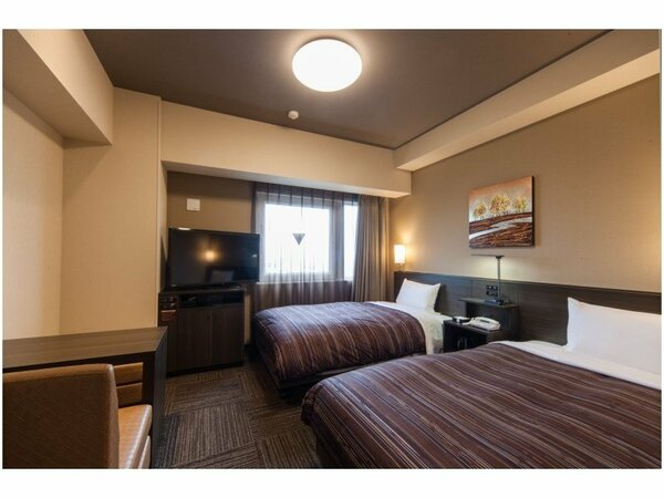 ツインルーム ベッドサイズ110×200(cm)