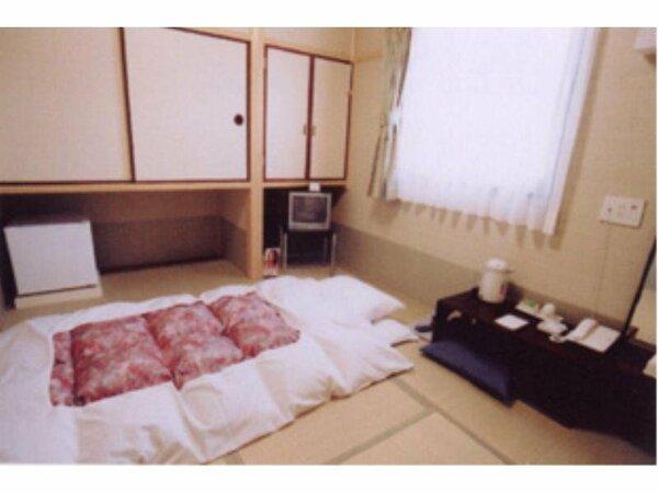 【和室】「和」の風合いとホテルルームとしての扱いやすさを融合させた和室です。