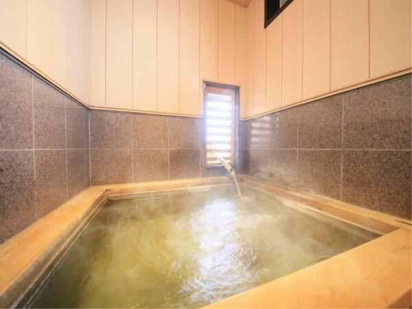 【温泉内風呂付】和室8畳+ベッド