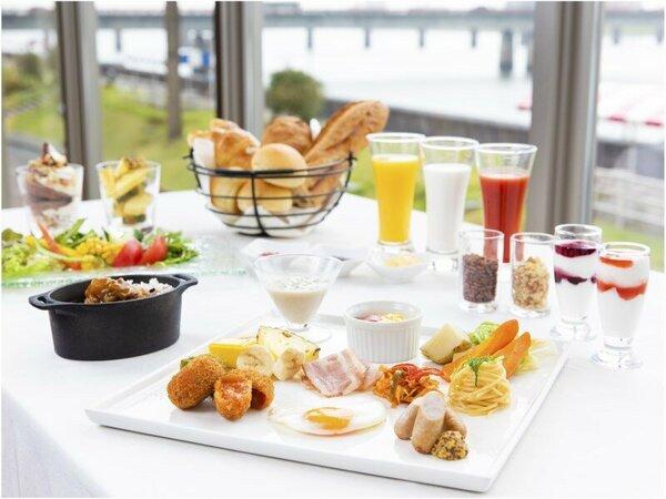 朝食バイキング「一木一草」☆洋食のイメージ