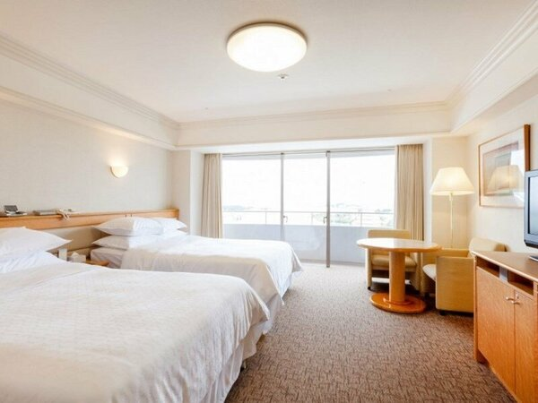 グランデルーム 2ベッド 客室一例