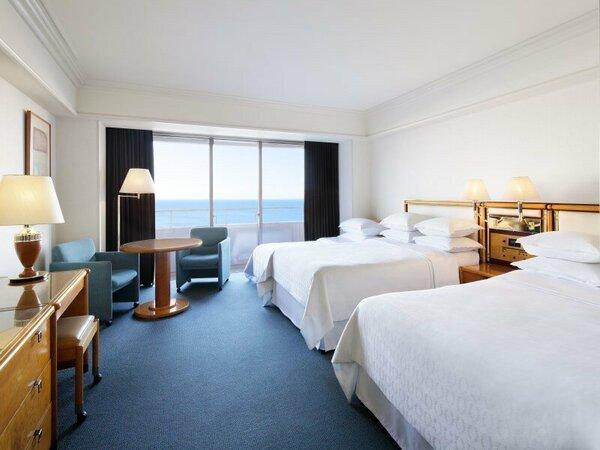 スタンダードルーム 3ベッド 客室一例
