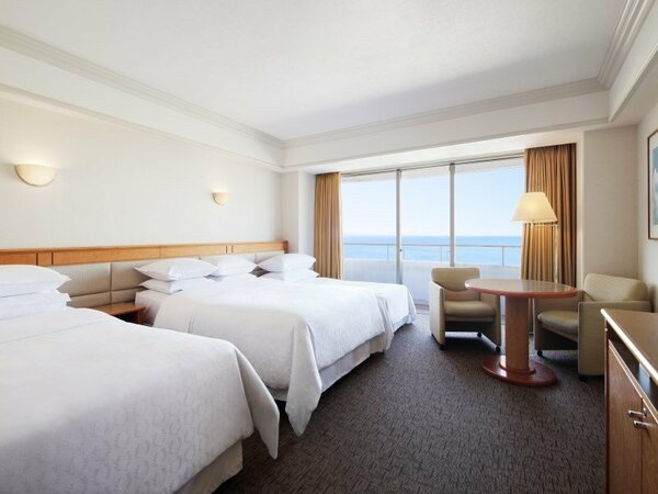 グランデルーム 3ベッド 客室一例