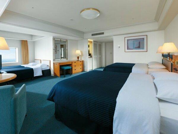 ファミリープレミアム 5ベッド ※客室一例