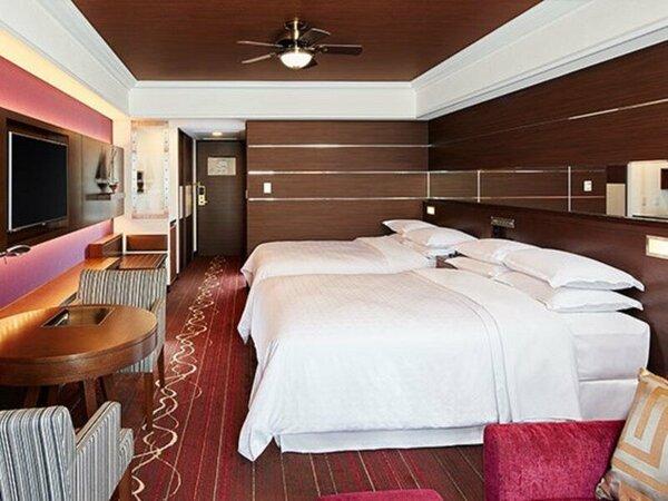 12F シェラトンクラブルーム ※客室一例