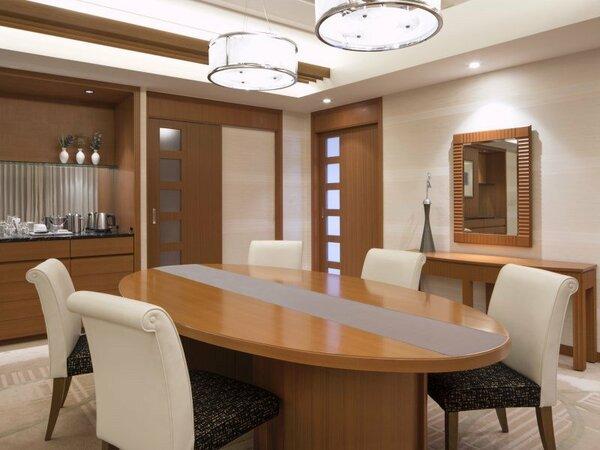 プレジデンシャルスイートルーム ※客室一例