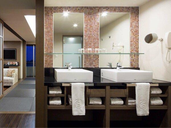 ジャパニーズスイートルーム 客室一例