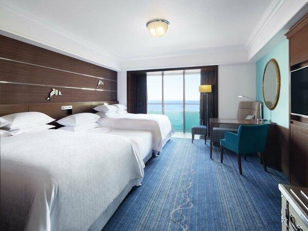 オーシャンドリームルーム 3ベッド 客室一例