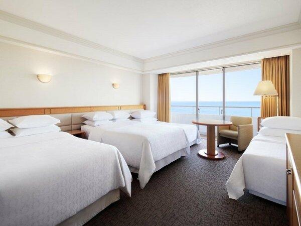 グランデルーム 4ベッド 客室一例