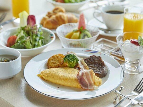 ◇和洋ブッフェ朝食(イメージ)