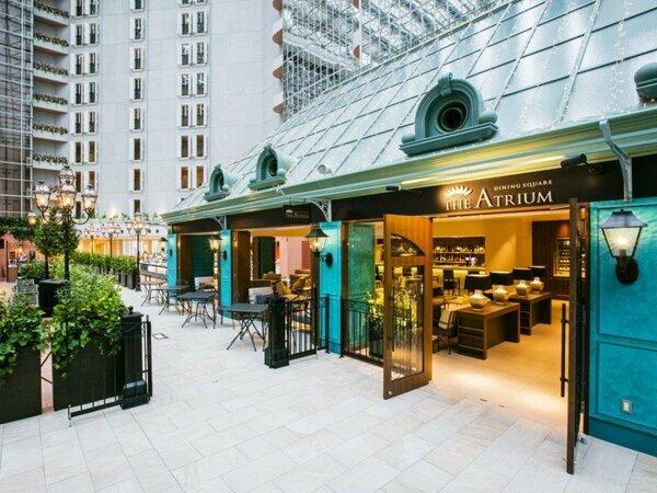 ◇3階 レストラン「Le Jardin~ル・ジャルダン~」入口