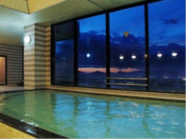 ◆◇8階天然パノラマ大浴場◇◆営業時間AM6:00~AM10:00 PM17:00~PM24:00