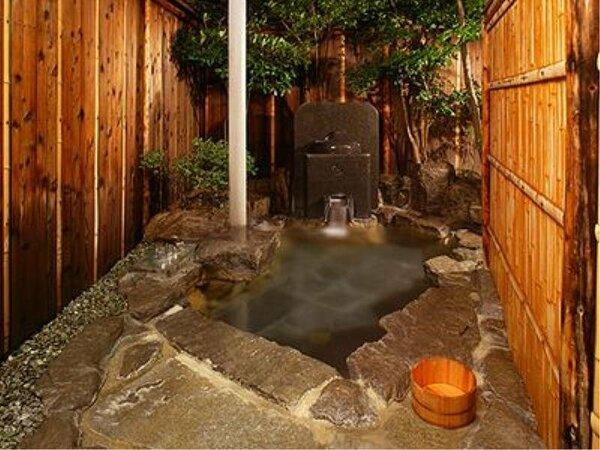 和室(特別フロアー7F露天風呂付)10畳+ラウンジ(701号室 江戸情緒の湯)
