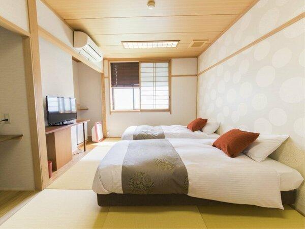 コンセプト【Luxury】和ツイン客室イメージ