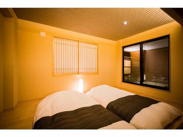 和ベット寝室(一例)