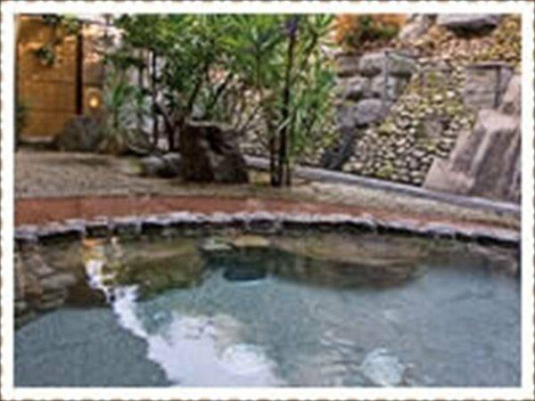 子規の湯 露天風呂