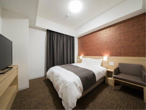◇禁煙◇クイーンルーム 18平米 ベッド160×195センチ