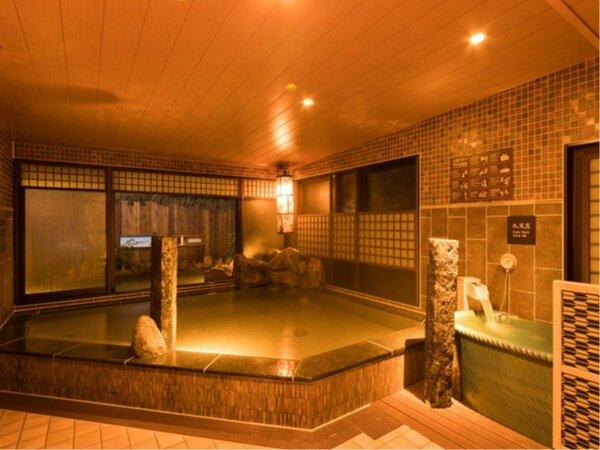 ◆女性大浴場 夜