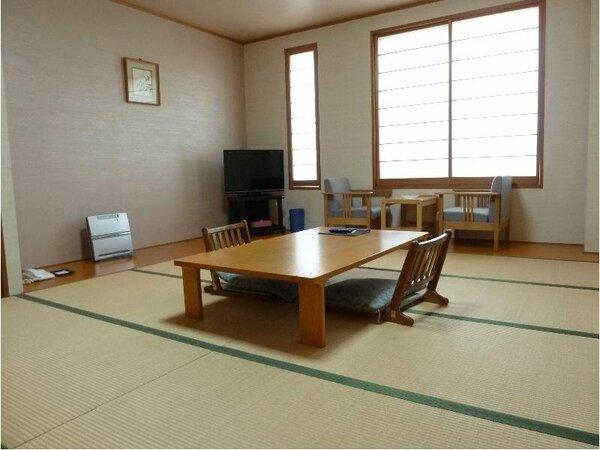 愛館・和室の一例。
